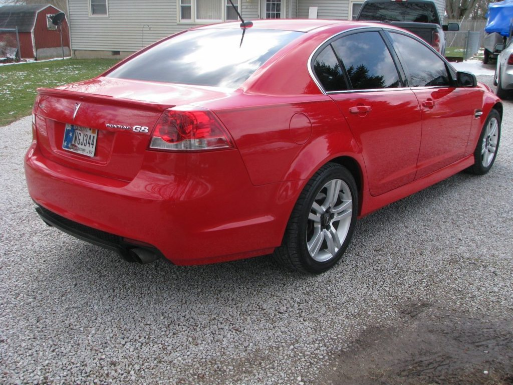 2009 pontiac g8 for sale. Black Bedroom Furniture Sets. Home Design Ideas