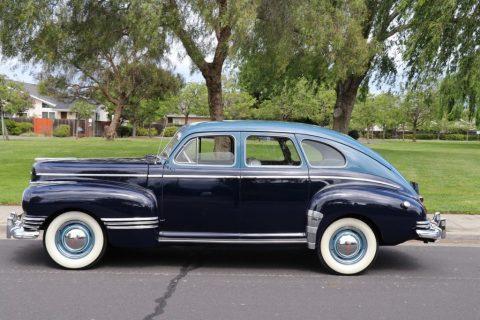 1942 Nash Ambassador for sale