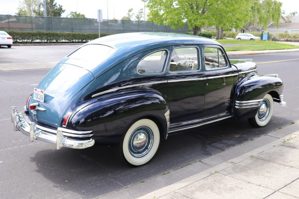 1942 Nash Ambassador