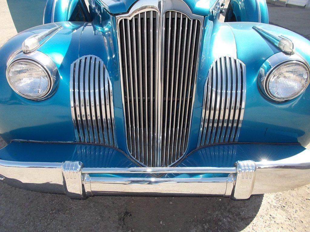 1942 Packard 160