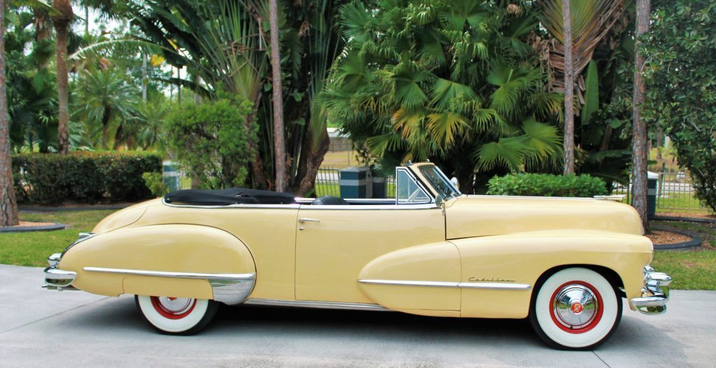1947 Cadillac Series 62 Convertible