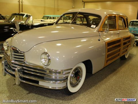 1948 Packard Woody for sale