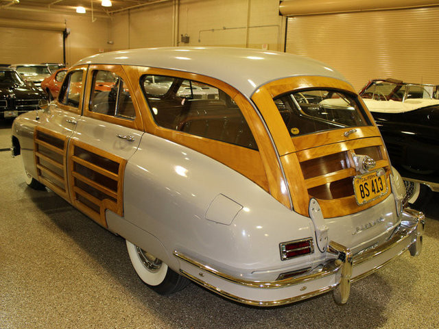 1948 Packard Woody