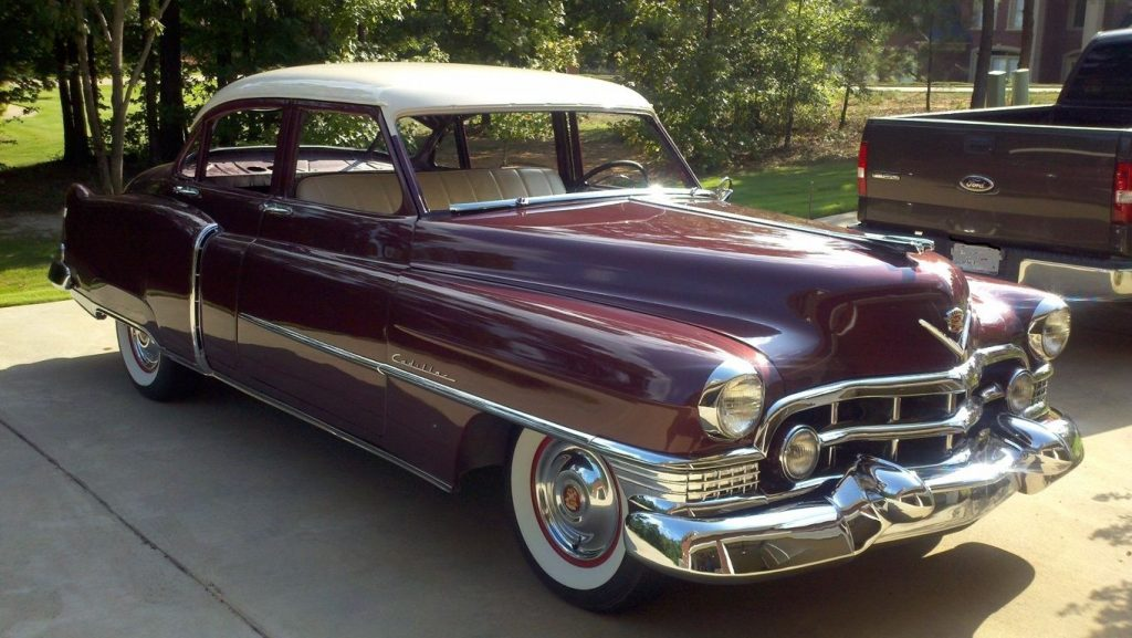1951 Cadillac Series 62 for sale