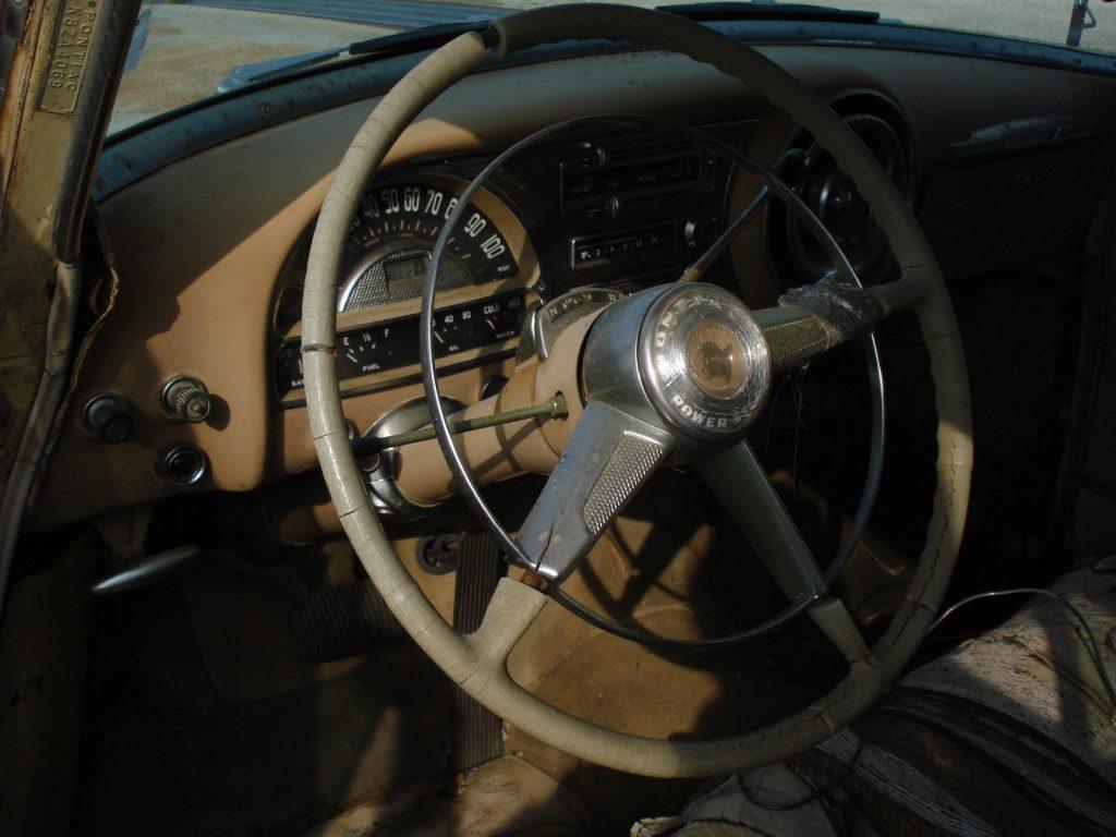 1954 Pontiac Starchief