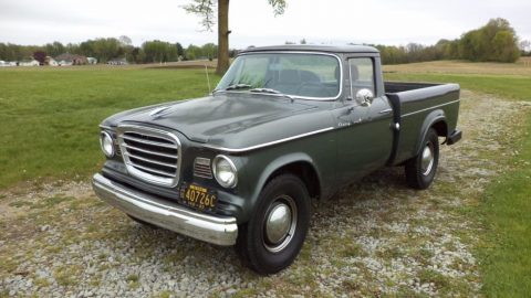 1962 Studebaker Champion Deluxe for sale