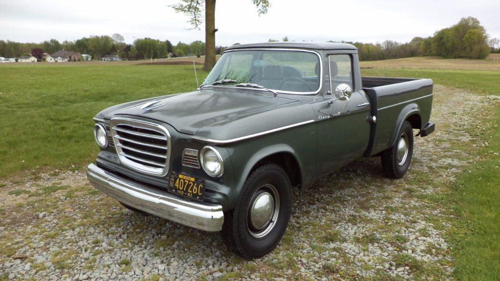 1962 Studebaker Champion Deluxe For Sale