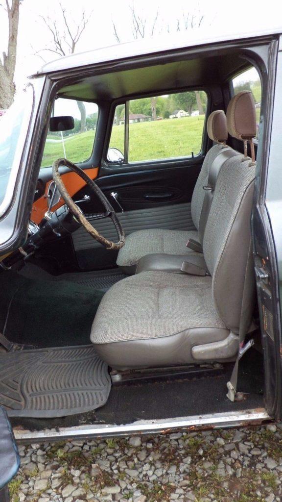 1962 Studebaker Champion Deluxe