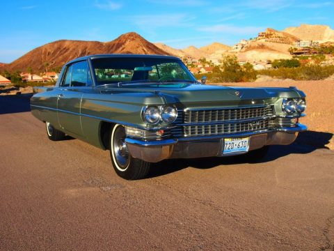 1963 Cadillac Series 62 Coupe for sale