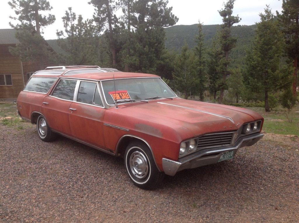 1967 Buick Sport Wagon for sale