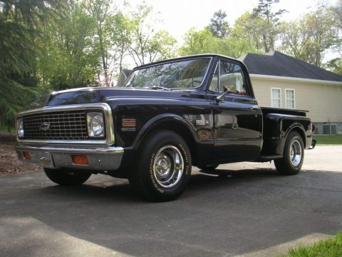 1971 Chevrolet C-10 Super Cheyenne for sale