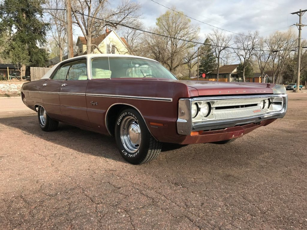 1971 Plymouth Fury Iii For Sale