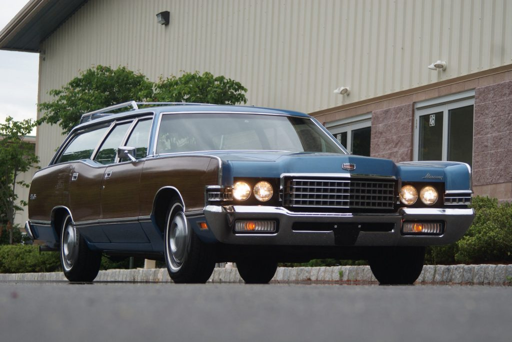 Mercury Colony Park American Cars For Sale X