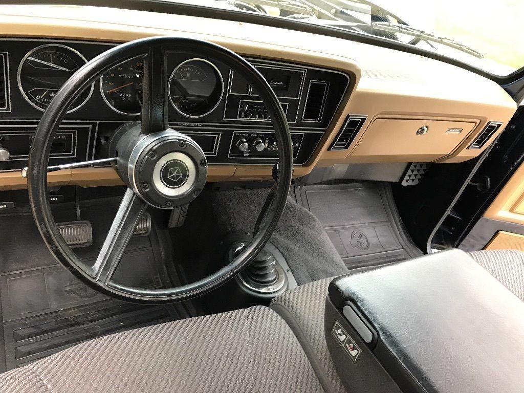 1982 Dodge Ram