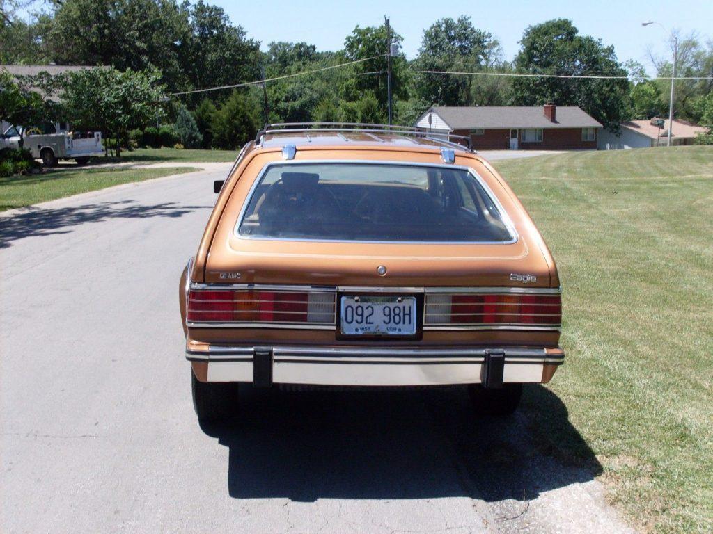 1984 AMC Eagle