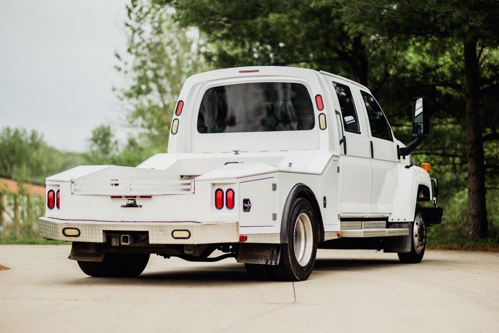 2005 GMC C4500