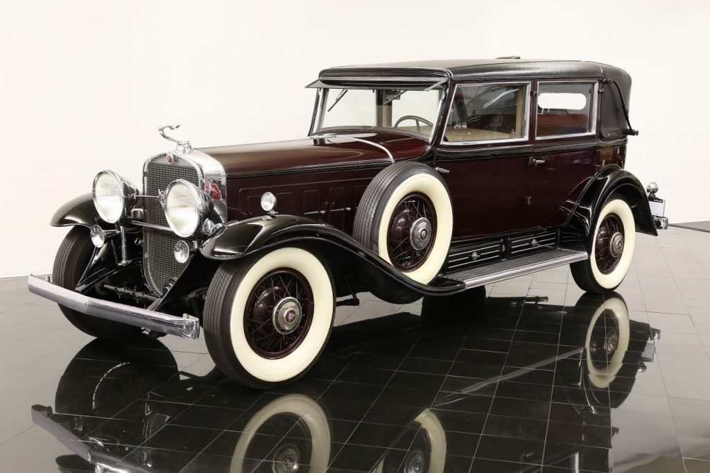 1931 Cadillac V-16 for sale