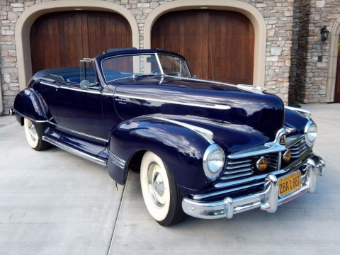 1947 Hudson Super Six for sale