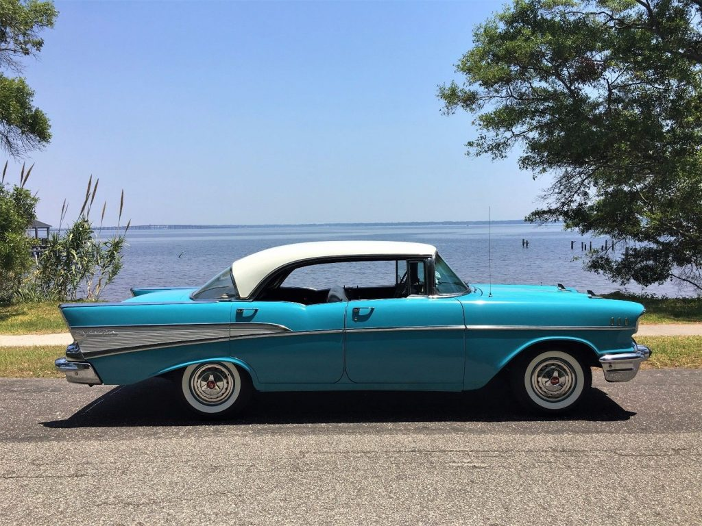 1980 Corvette For Sale >> 1957 Chevrolet Bel Air for sale