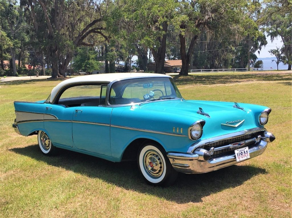 1957 chevrolet bel air for sale for 1957 chevy belair 4 door sedan for sale