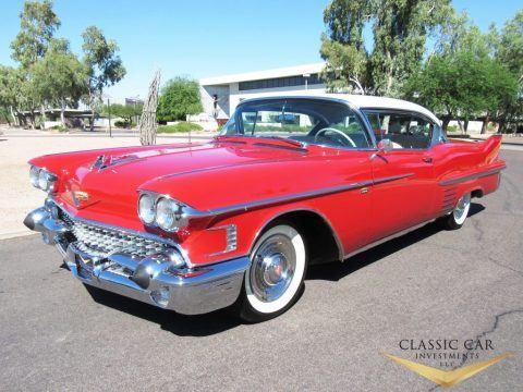 1958 Cadillac DeVille for sale