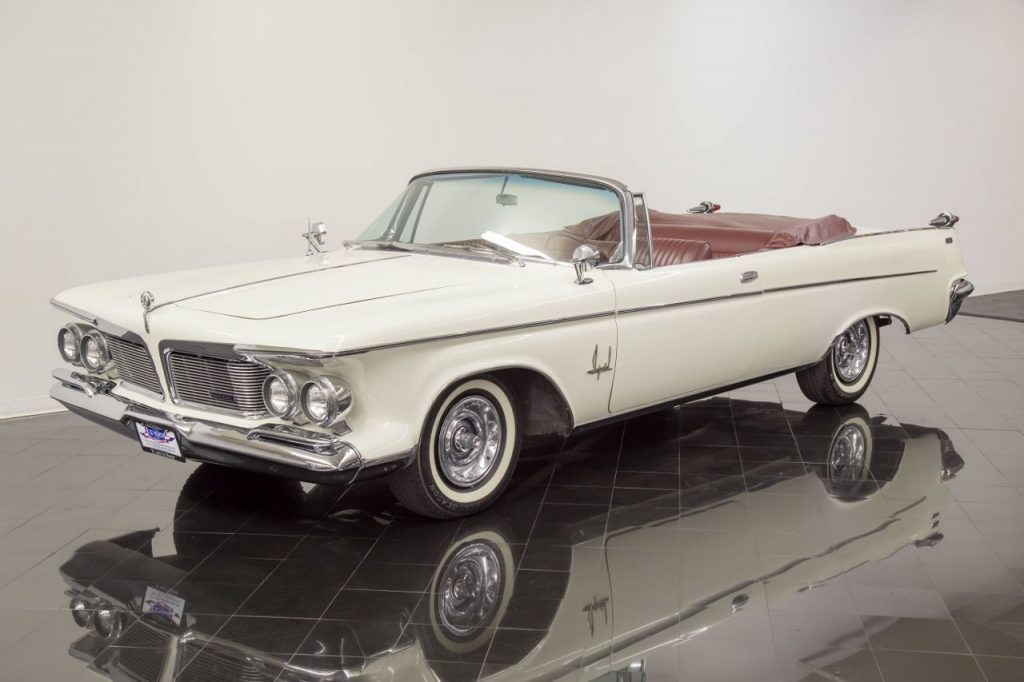 1962 imperial crown convertible for sale for Classic american convertibles for sale