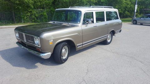 1972 International Harvester Travelall for sale