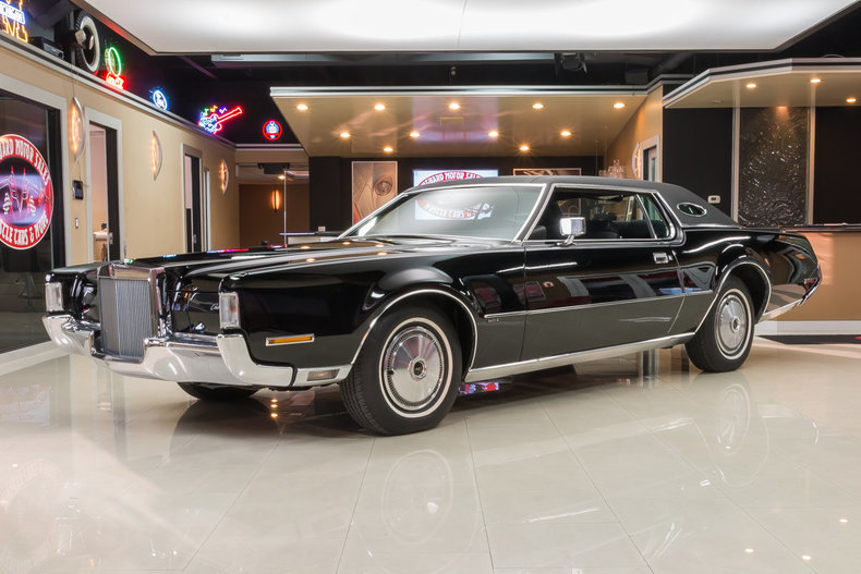 1972 lincoln continental for sale. Black Bedroom Furniture Sets. Home Design Ideas