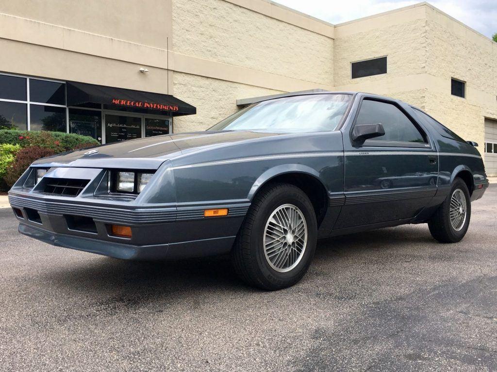 1984 Chrysler Laser