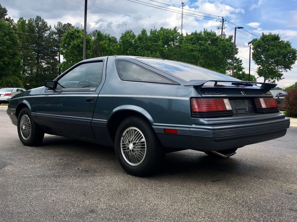 1984 Chrysler Laser for sale
