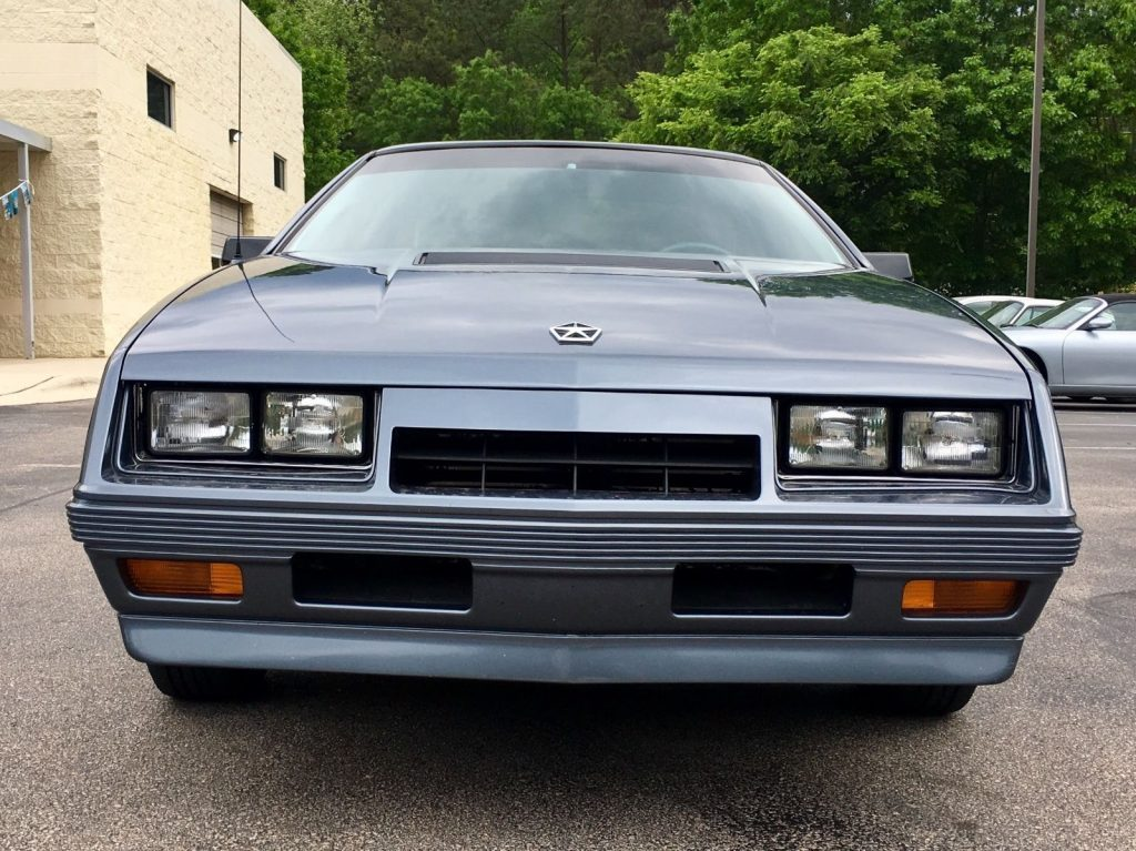 2018 Cadillac Eldorado >> 1984 Chrysler Laser for sale