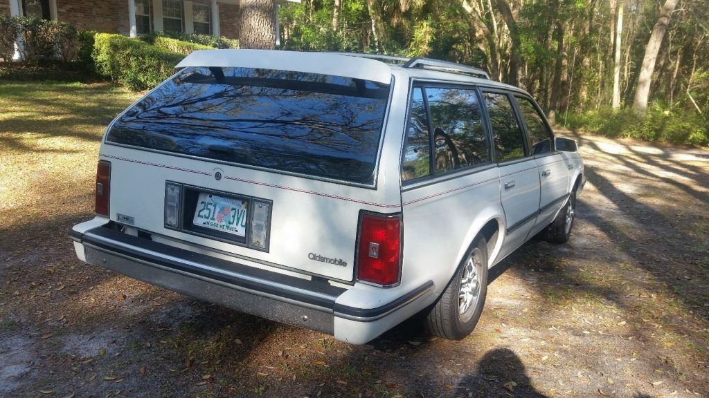 1986 Oldsmobile Cutlass