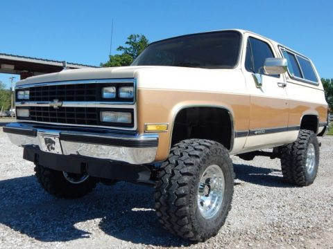1989 Chevrolet Blazer for sale
