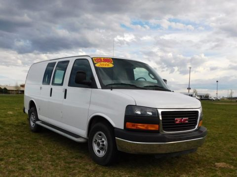 2016 GMC Savana for sale