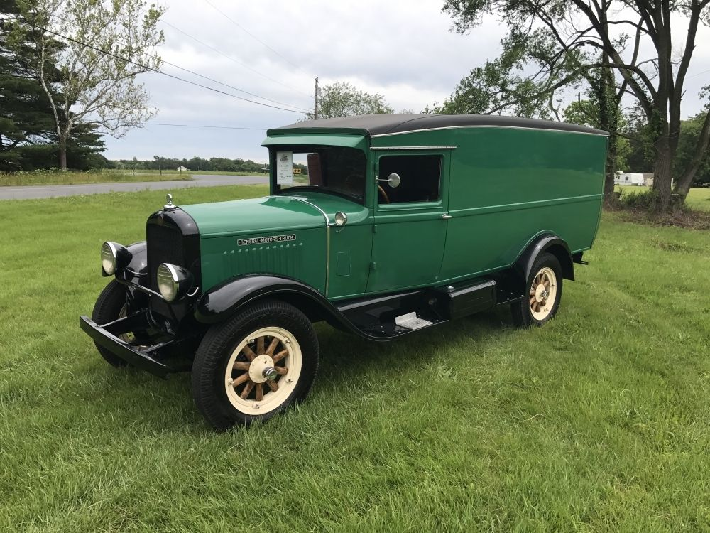 Gmc Motorhome For Sale >> 1931 GMC Panel Truck for sale