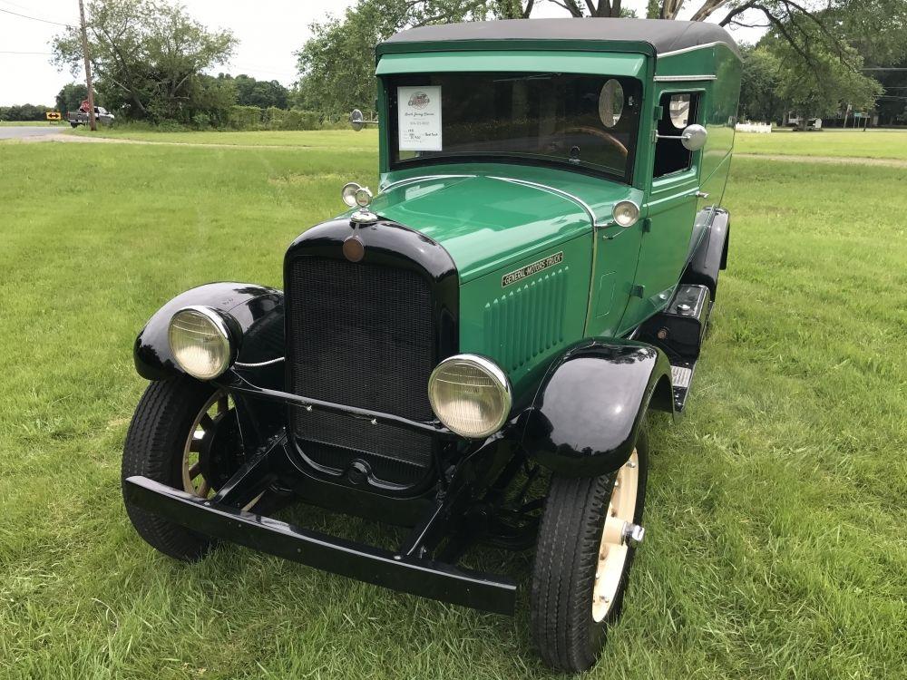 1931 GMC Panel Truck