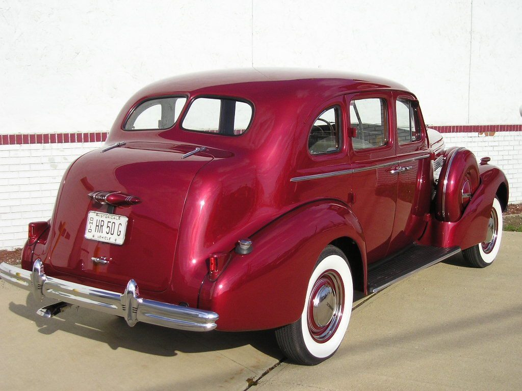 1937 Buick Special