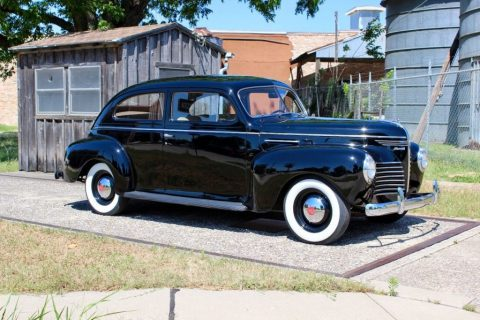 1940 Plymouth P10 Deluxe for sale