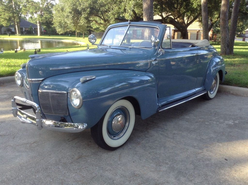 Mercury Convertible American Cars For Sale X X