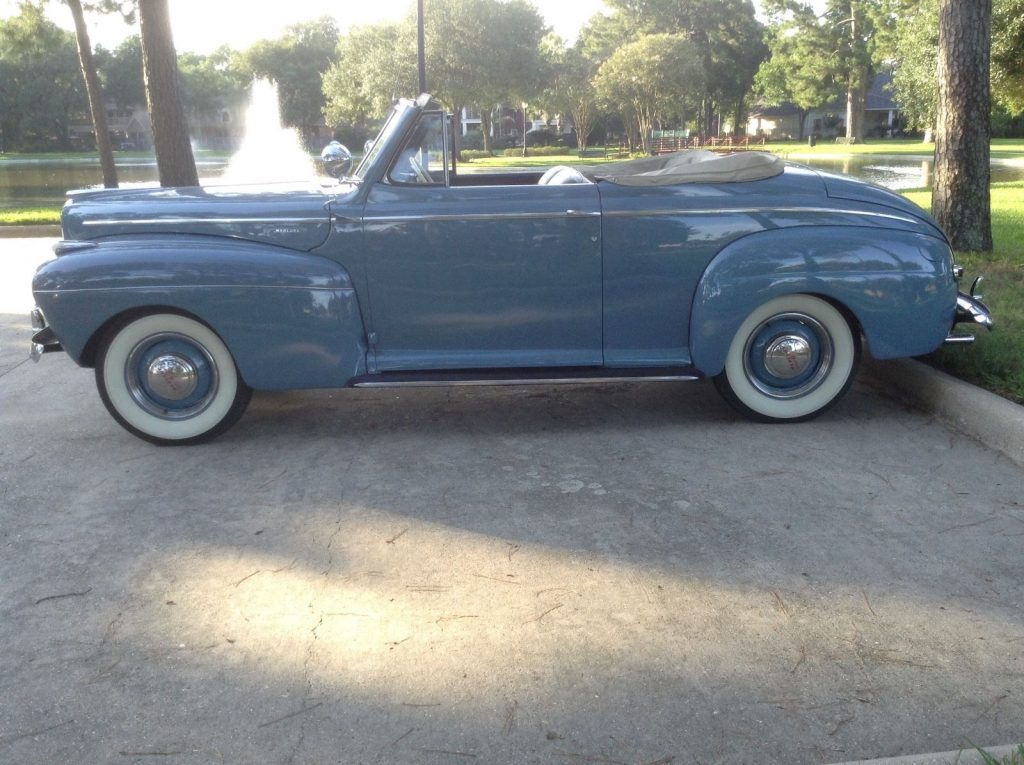 1941 Mercury Convertible