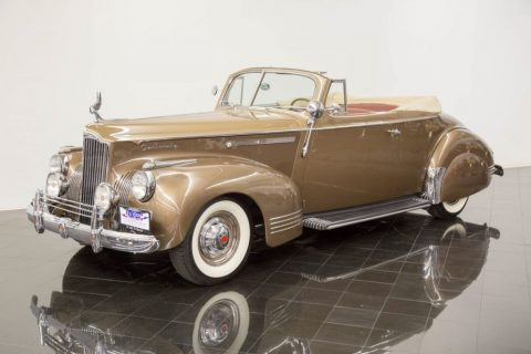 1941 Packard One-Twenty Convertible for sale