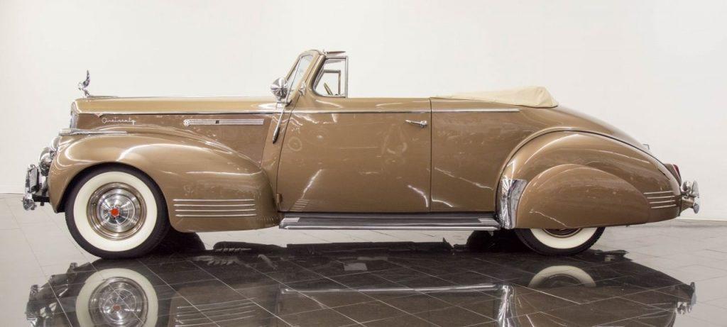 1941 Packard One-Twenty Convertible