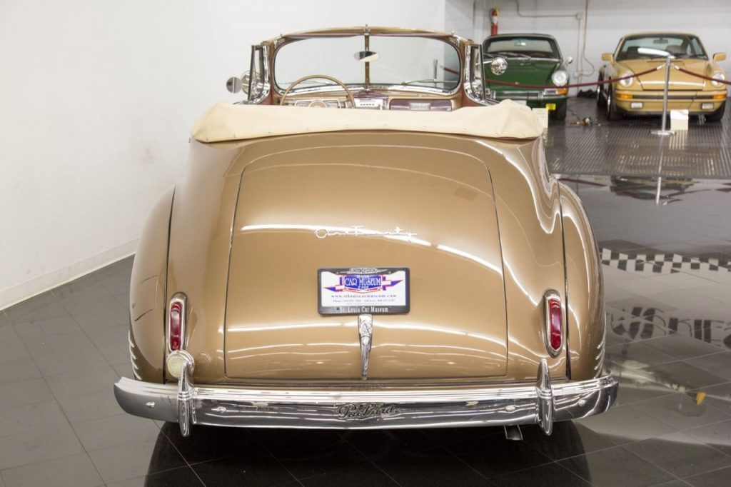 1941 Packard One-Twenty Convertible