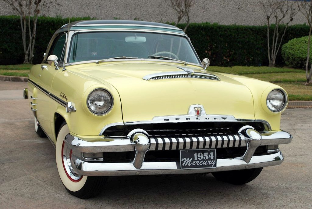 1954 mercury sun valley for sale