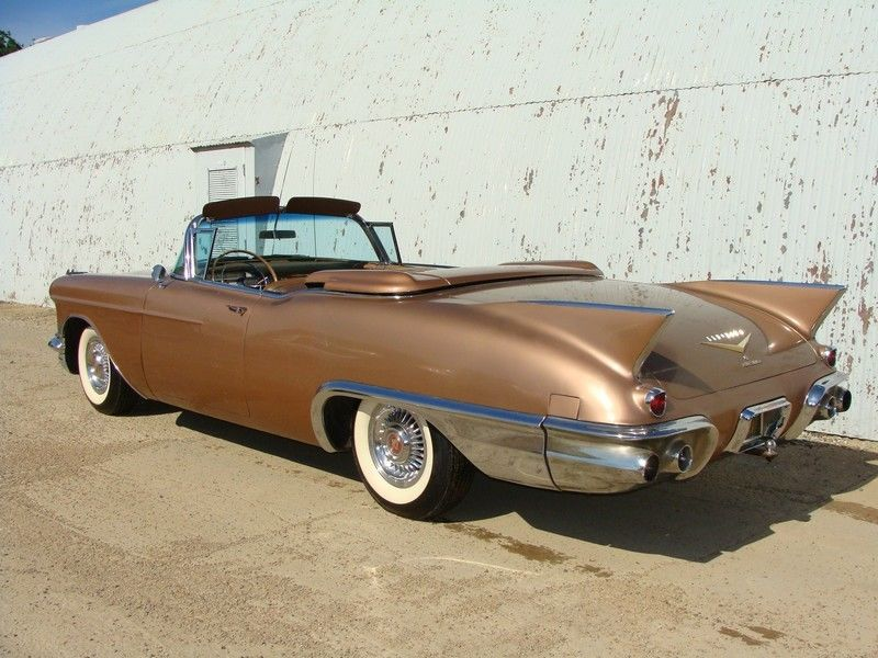 1957 cadillac eldorado biarritz - photo #48