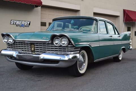 1959 Plymouth Fury for sale