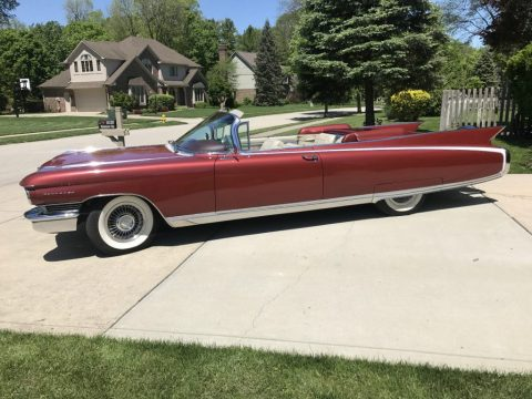 1960 Cadillac Eldorado Biarritz for sale