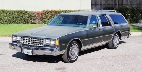 1985 Chevrolet Caprice for sale