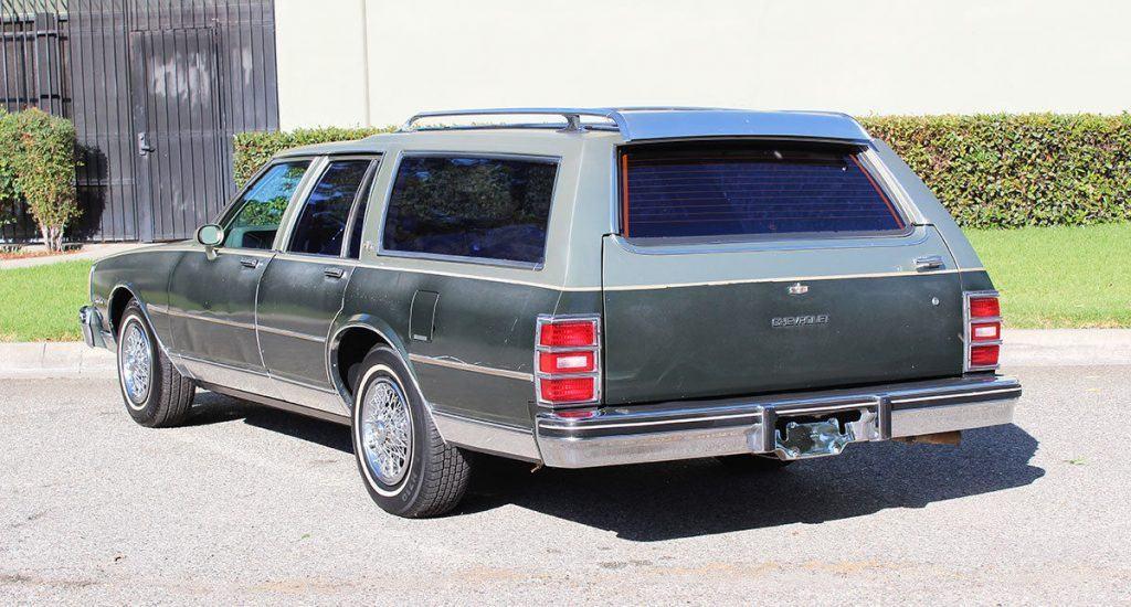 1985 Chevrolet Caprice
