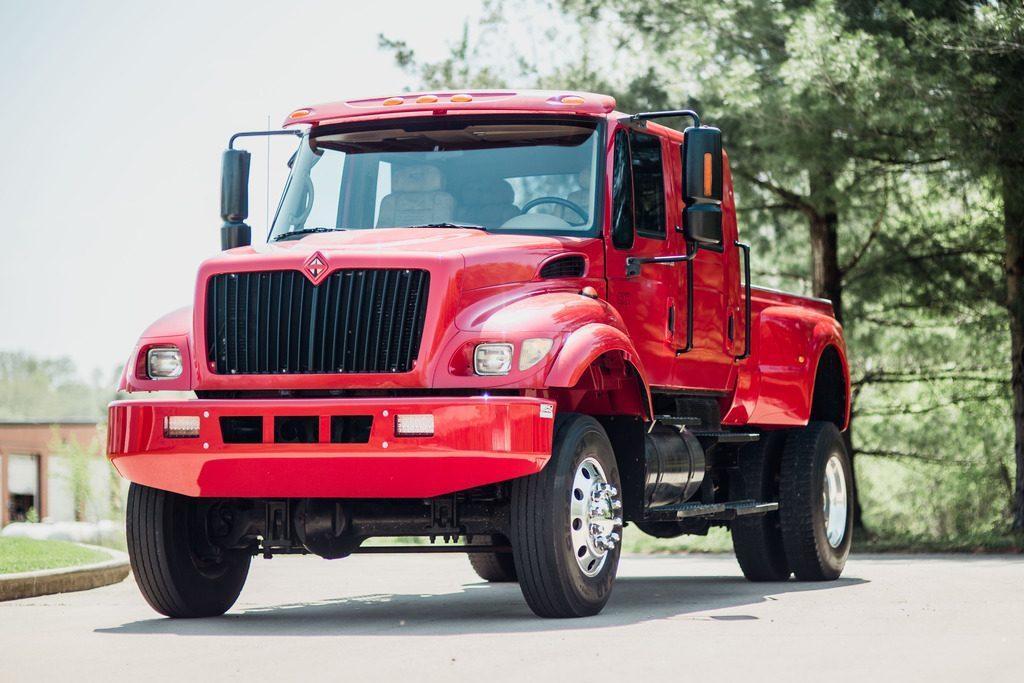 2005 International Harvester CXT